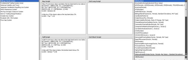 Trading Script